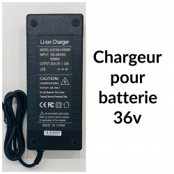 copy of Chargeur 36V 3Ah pour Booster S+ et Booster V 2018 (embout...