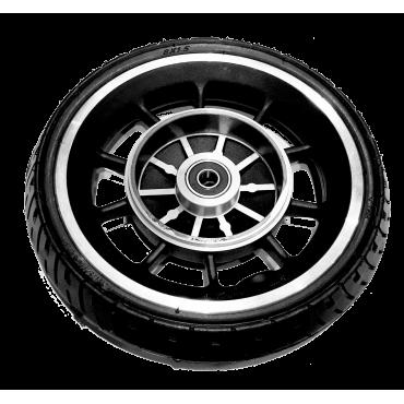 Soft gum wheel for Drum brake
