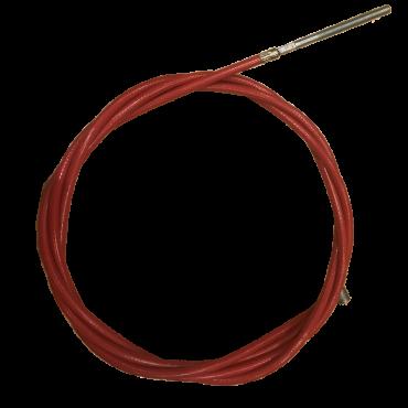 Câble de frein rouge