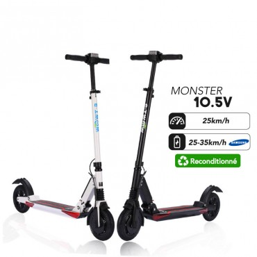 Trottinette électrique E-TWOW Booster GT face 2