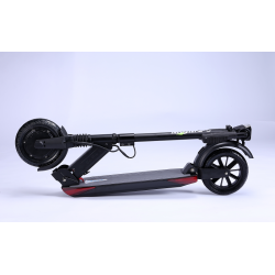 Trottinette électrique E-TWOW Booster GT pliée