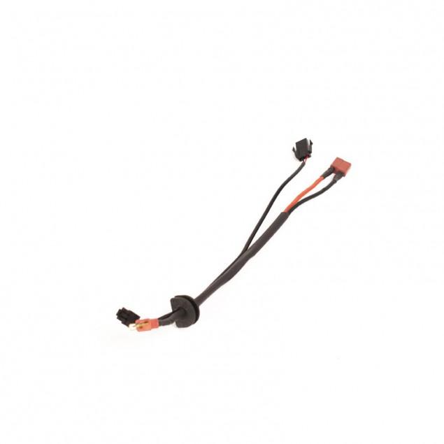 Câble du contrôleur à la batterie