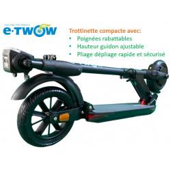 E-TWOW Booster S+ Premium pliée