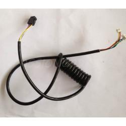 Câble contrôleur vers afficheur, fiche ronde pour Booster, Eco et Booster PLUS