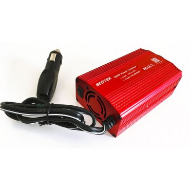 Chargeur de voiture 12v 220v 300w (pour BOOSTER et ECO)