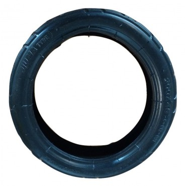 Tire for inflatable rear wheel