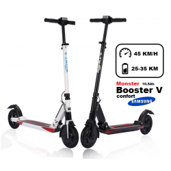 "Trottinette électrique E-TWOW Monster ""CONFORT"" 10.5Ah"
