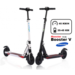 "copy of Trottinette électrique E-TWOW Monster Booster V ""CONFORT"""